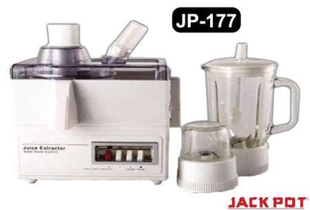 Buy Jackpot Juice Extractor & Blender Grinder (3 in 1) JP-177  online