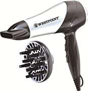 Westpoint Hair Dryer with Diffuser WF-6270