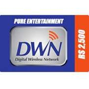 Digital Wireless Network 2500