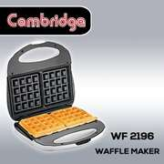 Cambridge Snacks Maker WF2196