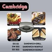 Cambridge Snacks Maker SW2111