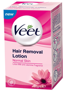 Veet Natural Hair Removal Lotion 40gm