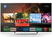 """Sony 75"""" 3D 4K Android LED TV KD-75X8500C"""