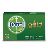 Dettol Soap Gold Daily Clean 97gm