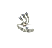 ARY Jewellers Silver Ring R27.2