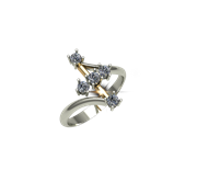 ARY Jewellers Silver Ring R39.2