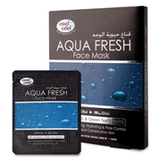 Cool & Cool Aqua Fresh Face Mask 1's 25 x 4