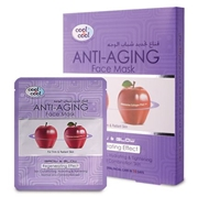 Cool & Cool Anti Aging Face Mask 1's 25 x 4