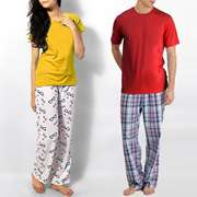 The WareHouse Pack Of 2 Basic Men and Women Lounge Ware