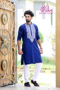 MW - 012 Cotton Stitched Mian Wasi Collection