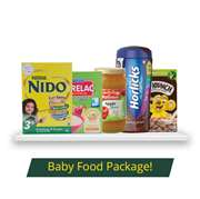 Baby Food Package