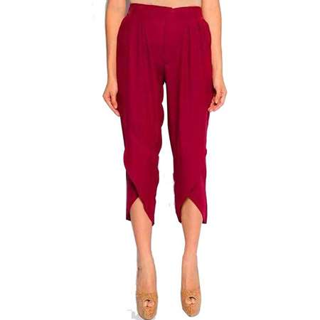 Buy Women's Tulip Pant in Red  online