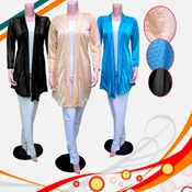 Buy Special Diamond Deal Pack Of 3 New And Stylish Net Shrugs   online