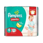 Pampers Pants Mega Pack [Size 4 / Pack of 52]
