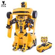 Transforming Car & Robot (Troopers Fierce)