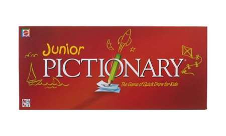 Buy Mattel Pictionary Junior English  online