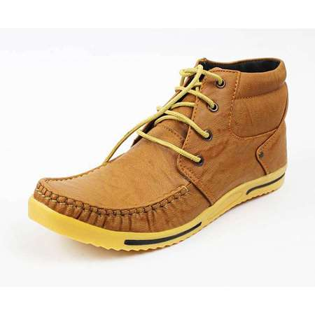 Buy Lace-Up Casual Leather Shoes  online