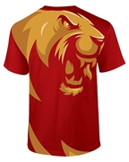 Karachi Kings Red T-Shirt