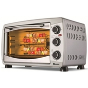 Absons Oven Toaster Rotisserie With BBQ 24 Litres