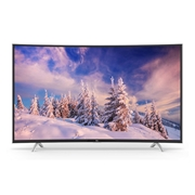 "TCL 43"" Curved Smart LED TV (L43P1FS)"