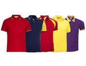 Buy Special Diamond Deal pack of 5 Polo T-Shirt    online