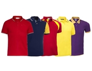 Special Diamond Deal pack of 5 Polo T-Shirt