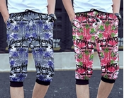 Buy Special Diamond Deal Pack Of 2 Digital Printed Shorts  online