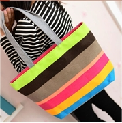 Beachy Canvas Bag