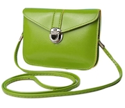 Summer Green Crossbody Bag