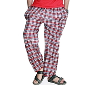 Buy AA Express pack of 3 Checkered pajama For men   online