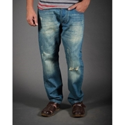 Jeans Light blue with boasting RTP070