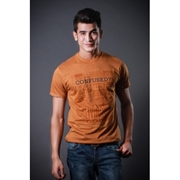 T Shirt Mustard Confused RT1429