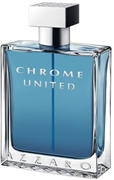 Chrome United by Azzaro for Men - Eau de Toilette, 100ML