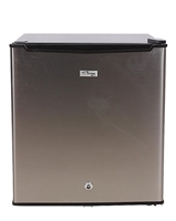 Gaba National Refrigerator GNR-163 SS Single door Refrigerator - Silver