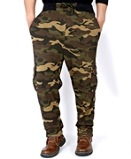 Army Camouflage Stylish Trouser QZS-113