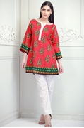 Chaman Classic Lawn Red USS17-CML-007A
