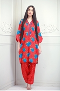 Chaman Classic Lawn Red USS17-CML-015A