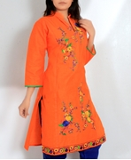 Big B Kurti -ORIZN #321 [Full 3pc Suit]