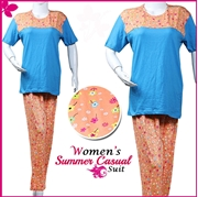 Womens Summer Casual Suit