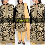 Big B Kurti KALA # 1970 [Full 3pc suit]