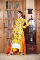 Lala Designer 2 PC Yellow USS17-DTP-009B