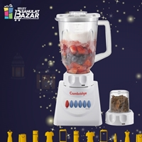 BL208 White 2 In 1 Cambridge Blender