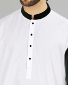 Buy Zia Collection See Designs Men White kurta   online