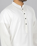 Buy Zia Collection Designs Men White kurta  online