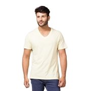 Wear Bank Lemon Cotton T-Shirt For Men - TS-32