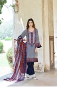Buy Sana Samia Net Collection Blue USS17-SLC-002B  online