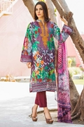 Motifz 1661-plum embroidered lawn unstitched
