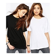 Bundle of 2 plain tshirt for womens