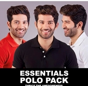 Bundle of 3 polo for mens