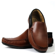 Mens Brown SJ Loafer